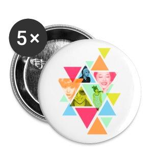[f(x)] Tri f(x) - Small Buttons