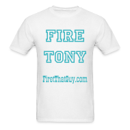 T-Shirts ~ Men's T-Shirt ~ FIRE TONY SPARANO
