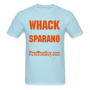 FIRE TONY SPARANO - Men's T-Shirt