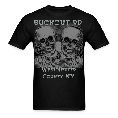 Buckout Road - Westchester County NY haunted road tee - Men's T-Shirt