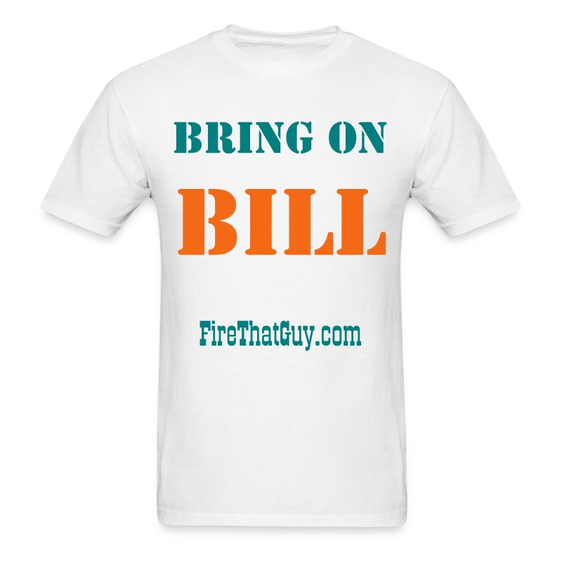 HIRE BILL COWHER - Men's T-Shirt