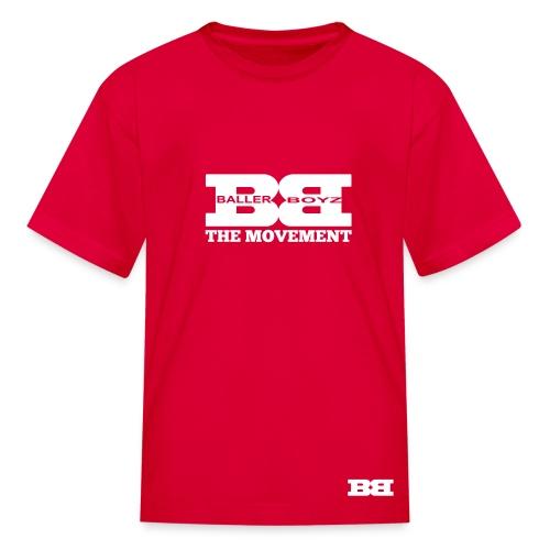 BB Movement Childs-Tee - Kids' T-Shirt