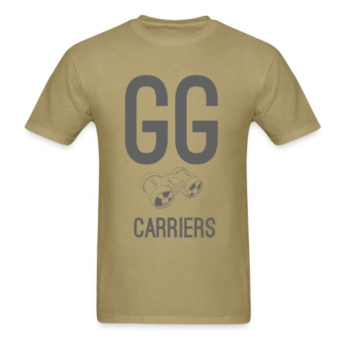 GG Carriers You will be missed - Men's T-Shirt