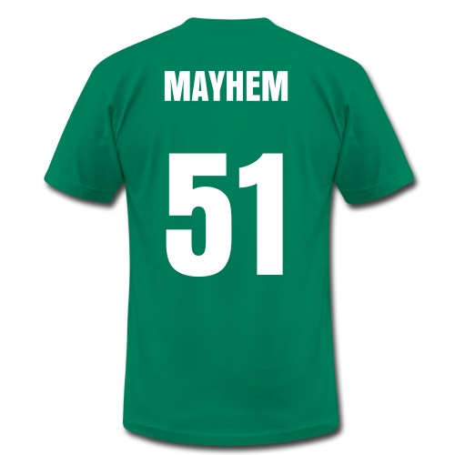 Mayhem Maybin - Men's  Jersey T-Shirt