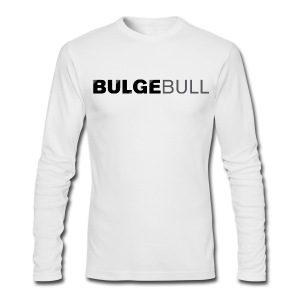 BULGEBULL LOGO - Men's Long Sleeve T-Shirt by Next Level