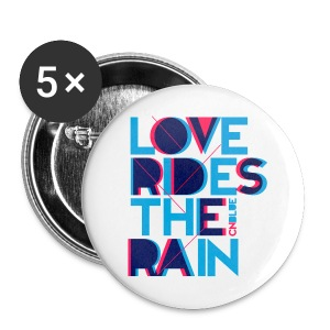 [CNB] Love RIdes the Rain - Small Buttons