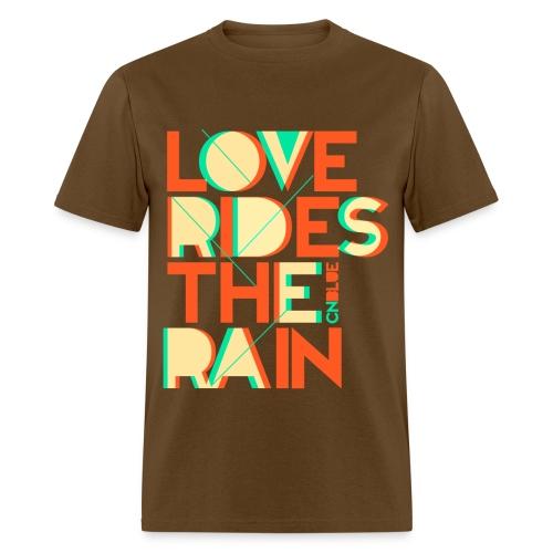 [CNB] Love Rides the Rain - Men's T-Shirt