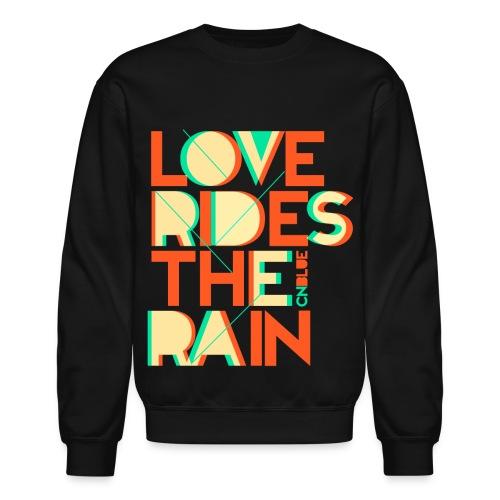 [CNB] Love Rides the Rain - Crewneck Sweatshirt