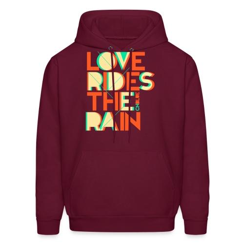 [CNB] Love Rides the Rain - Men's Hoodie