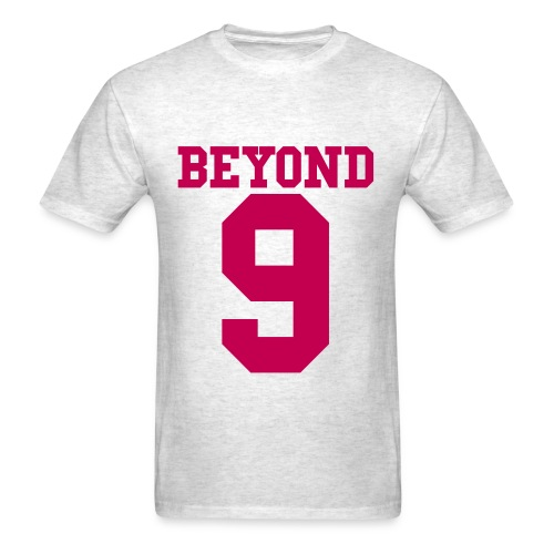 SNSD - Beyond 9 - Men's T-Shirt