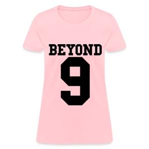 SNSD - Beyond 9 - Women's T-Shirt