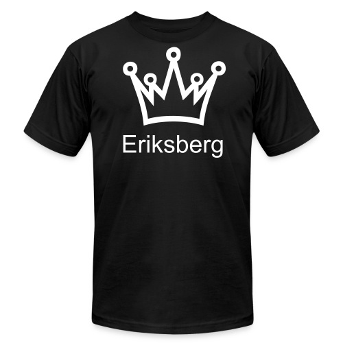 King eriksberg - Men's Fine Jersey T-Shirt