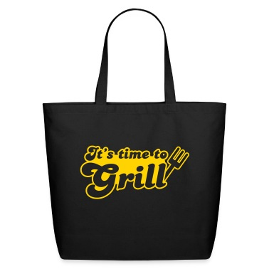 it's time to grill with bbq fork Bags