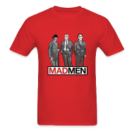 T-Shirts ~ Men's T-Shirt ~ Mad Men