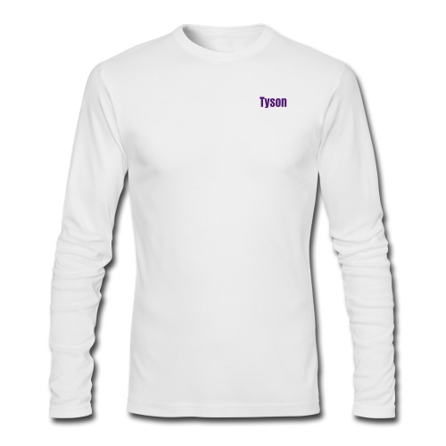 Adult Long Sleeve T-Shirt 01! - Men's Long Sleeve T-Shirt by Next Level