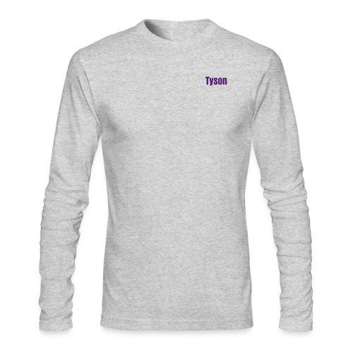 Adult Long Sleeve T-Shirt 01!  ** No Donation - Men's Long Sleeve T-Shirt by Next Level