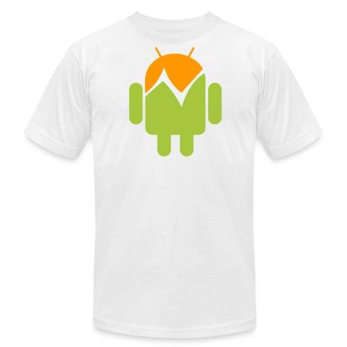 dreweyes 32 AA (light) - Men's Fine Jersey T-Shirt