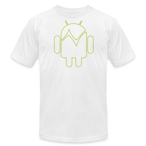 dreweyes 32alt AA (light) - Men's Fine Jersey T-Shirt