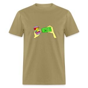 Umbrella Juice / Anus Bar - Men's T-Shirt