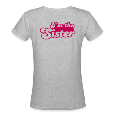 I'm the Sister Women's T-Shirts