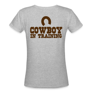 cowboy in training Women's T-Shirts