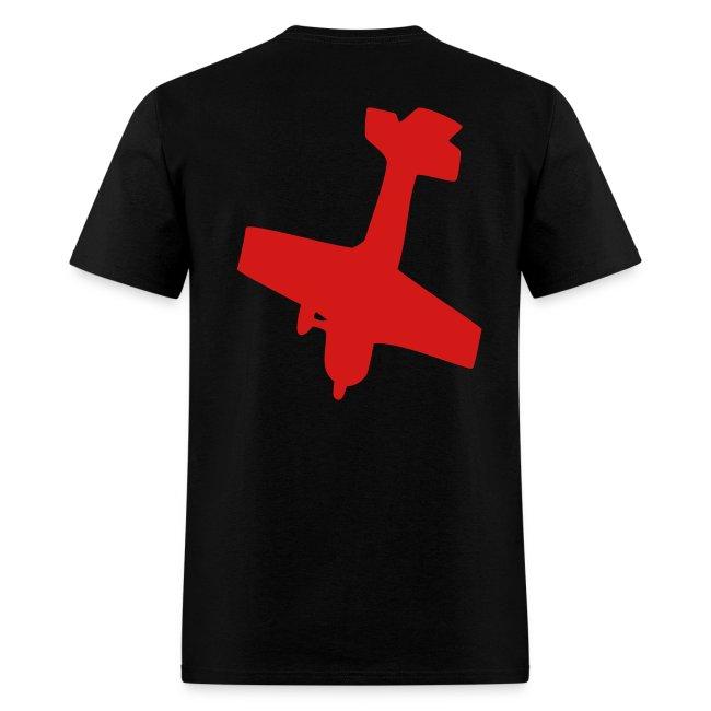 Kamikaze Terror Cinema - KTC T-Shirt - WW2 Suicide Bomber