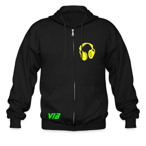 THE MOST HATED DJ Valley Boi Oneder Jacket - Men's Zip Hoodie