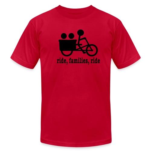 Men's Madsen Ride Families - Men's Fine Jersey T-Shirt