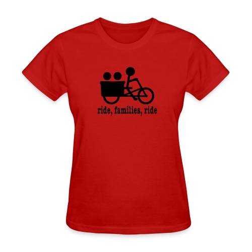 Women's Madsen Ride Families - Women's T-Shirt