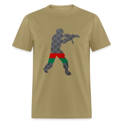Swag Soldier - Men's T-Shirt