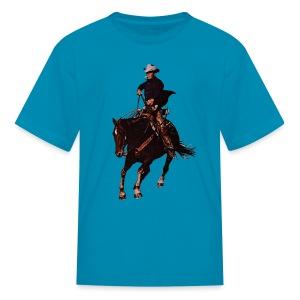 Cowboy - Kids' T-Shirt