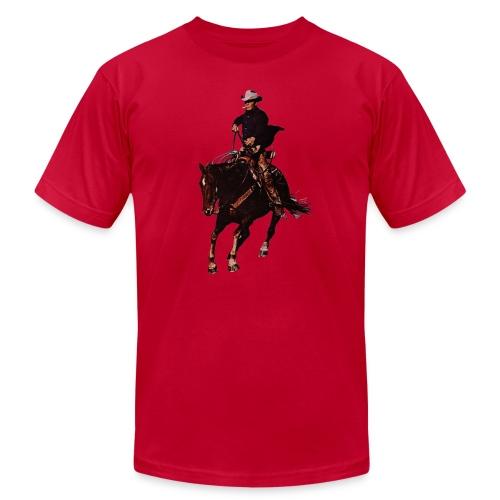 Cowboy - Men's Fine Jersey T-Shirt