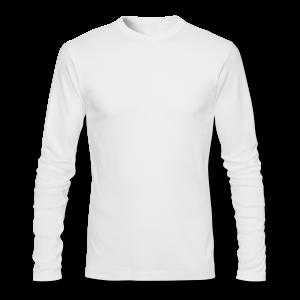 Plain No Design Color Choice! - Men's Long Sleeve T-Shirt by Next Level