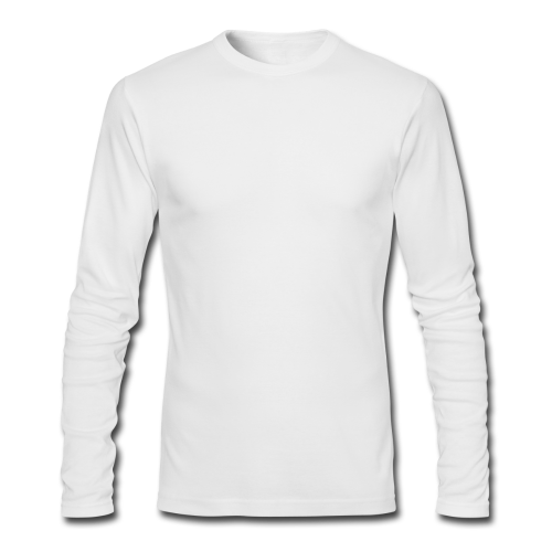 Plain No Design Color Choice! - Men's Long Sleeve T-Shirt by Next Level