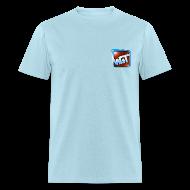 T-Shirts ~ Men's T-Shirt ~ Low Key WoodysGamertag Shirt