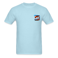 T-Shirts ~ Men's T-Shirt ~ Low Key WoodysGamertag Shirt