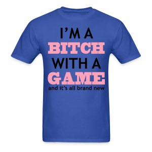 With Game - Men's T - Men's T-Shirt