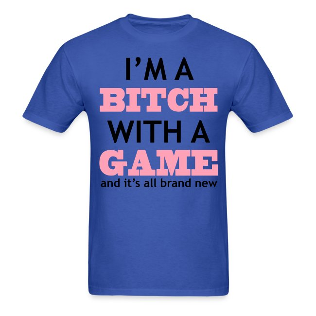 With Game - Men's T