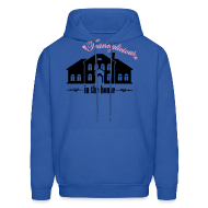 Hoodies ~ Men's Hoodie ~ Trannylicious in the house - Men's Hoodie