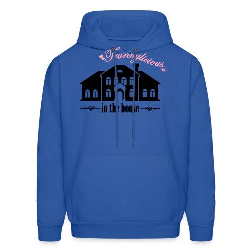 Trannylicious in the house - Men's Hoodie - Men's Hoodie