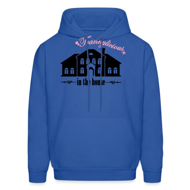 Trannylicious in the house - Men's Hoodie