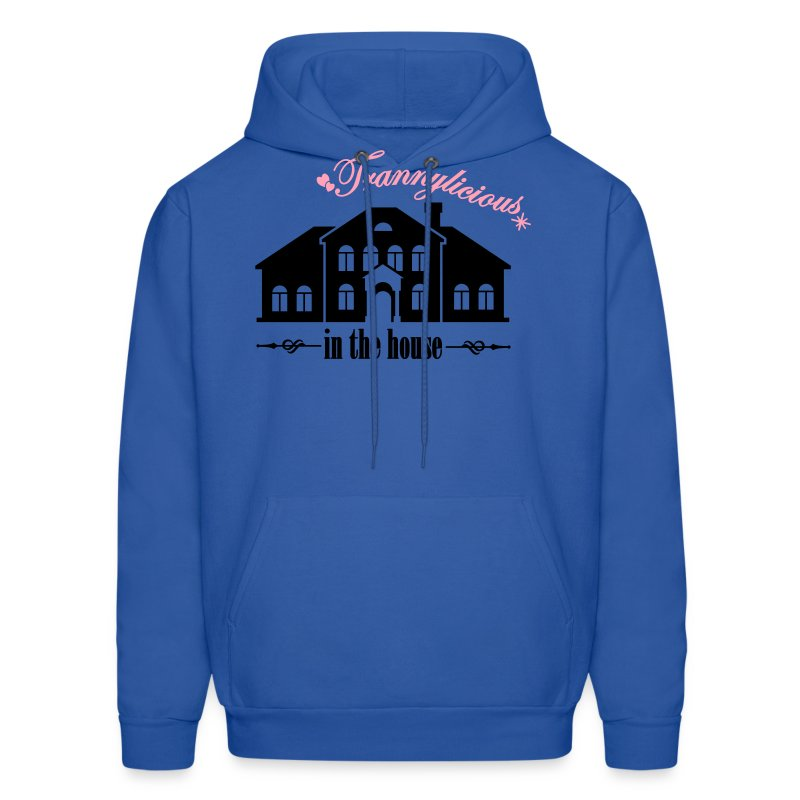 Trannylicious in the house - Men's Hoodie - Men's Hoodie