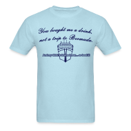 T-Shirts ~ Men's T-Shirt ~ Trip to Bermuda - Men's T