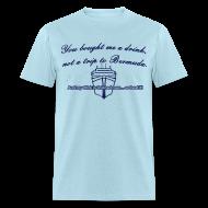 T-Shirts ~ Men's T-Shirt ~ Trip to Bermuda - Men's T