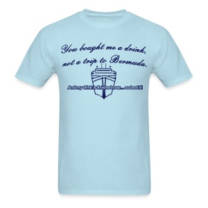 Trip to Bermuda - Men's T - Men's T-Shirt