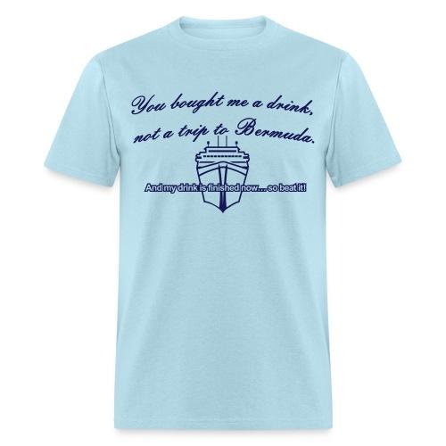 Trip to Bermuda - Men's T - Men's T-Shirt