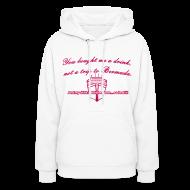 Hoodies ~ Women's Hoodie ~ Trip to Bermuda - Women's Hoodie