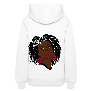 SN&LI! Loving My Locs Hoodie n Pink! (Sale) - Women's Hoodie