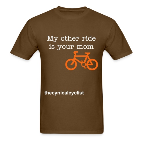 A funny saying from back in the day - Men's T-Shirt