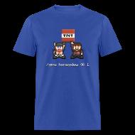 T-Shirts ~ Men's T-Shirt ~ Mens Tee: Honeydew TNT